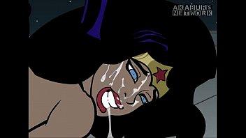 Batman fickt Wunderfrau